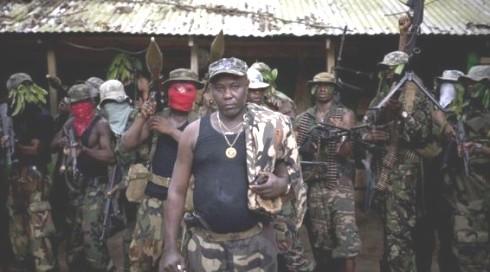 Urhobo Militants Declare 'Operation Crocodile Tears', Blow Up Oil Pipeline