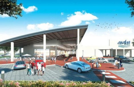 $45m Asaba Mall Ready  for Occupation