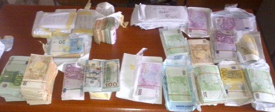 NDLEA Intercepts €325,640, $30,000 Concealed in Shoes at Lagos International Airport