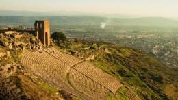 UNESCO Welterbestätte Pergamon-Bergama