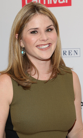 Jenna Bush Hager: I put my phone down when I'm with my daughter