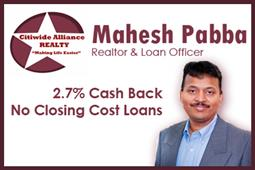 Mahesh Pabba Realtor & Loan Officer in Frisco, TX | Real Estate Agents, Experts - Sulekha