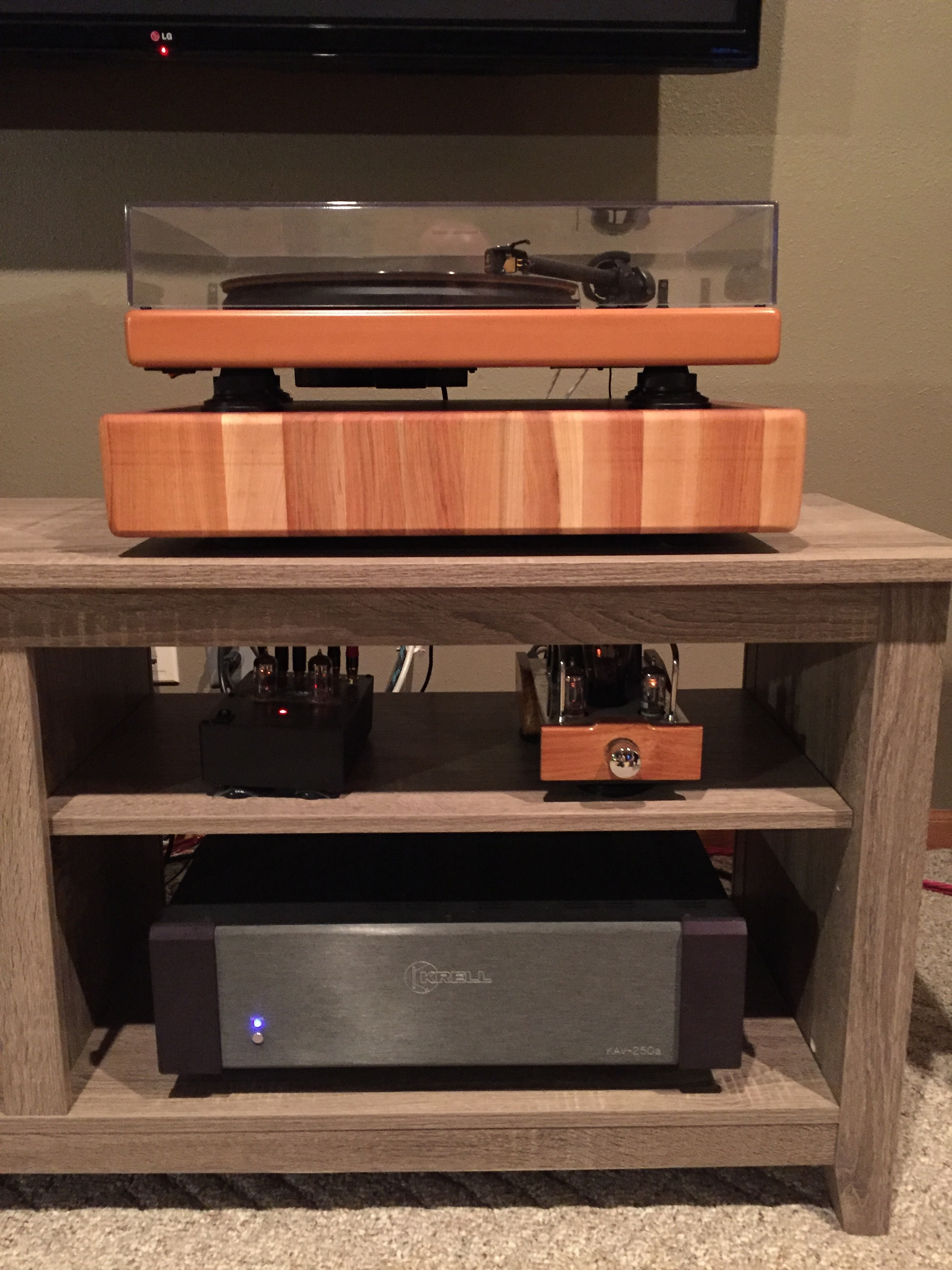 Chic Turntable Polk Audio Michigan Maple Block Co Petoskey Mi Michigan Maple Block Aga02418 Maple Butcher Block houzz 01 Michigan Maple Block