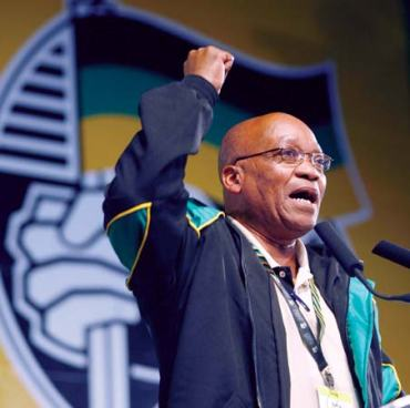 South Africa will not tolerate violent protests, prez Zuma warns