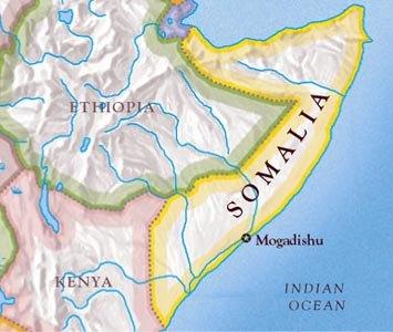 Somali 'pirates' attack oil tanker off Mogadishu
