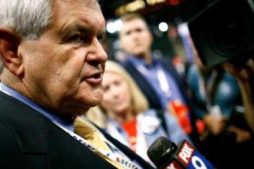 "Gingrich calling Obama ""Kenyan, anti-colonial"" and ""con"" man is trainload of lies"