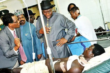 "Jonathan to appoint ""terrorism adviser"", as insecurity, violence mount in Nigeria"