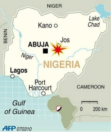BrkNEWS: 18 persons killed  near Jos' christian villages; reprisal fears mount