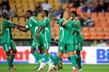 Soccer: Nigeria beats England; reaches quarter-finals at U-20 World Cup