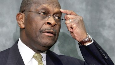 On Libya: Republican embattled frontrunner Cain's rambling response adds to his problems