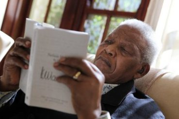 Nelson Mandela, 93-year-old South African icon, stable after medical procedure
