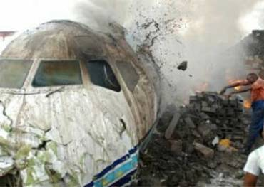 Nigerian files Lawsuit in Chicago over wife's death in Lagos plane crash