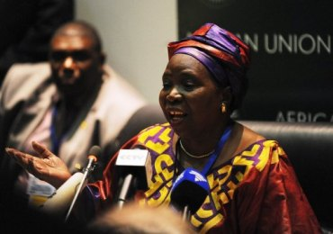 First woman elected to head African Union Commission