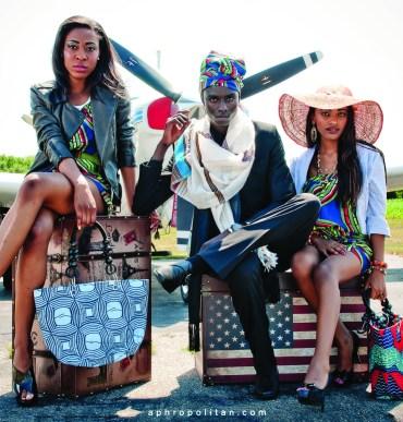 2013 DC Fashion Week offers Emerging Designer Showcase; Aphropolitan makes its debut
