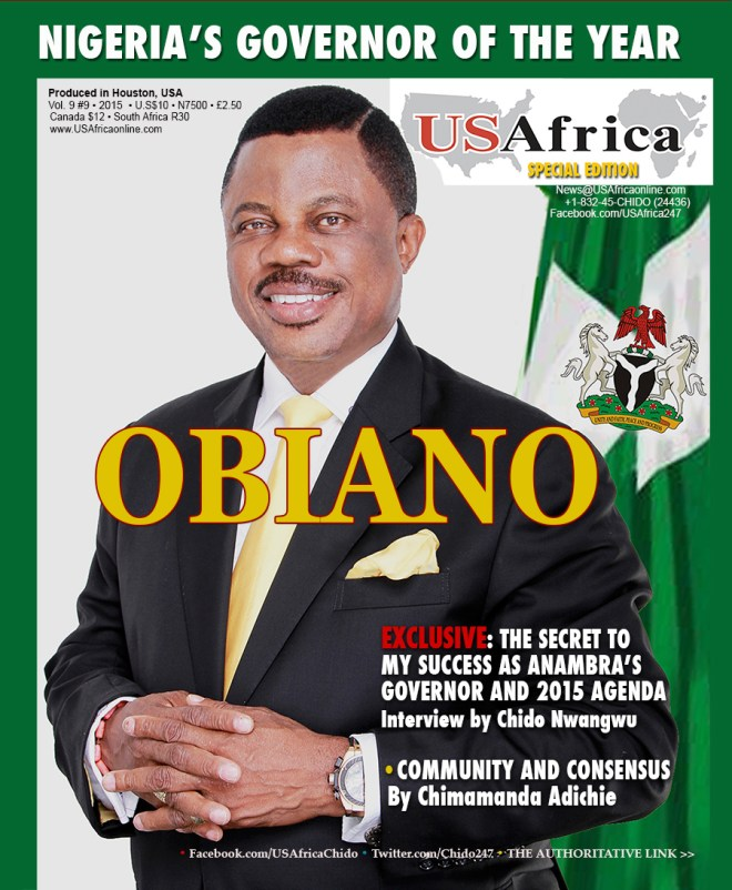USAfrica: Soft Power and the Igbo in Nigeria's business and politics.  By C. Don Adinuba