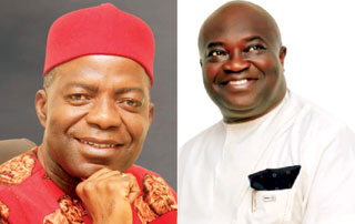 USAfrica: Abia Governorship, Burning of INEC Obingwa office is obstruction of justice.