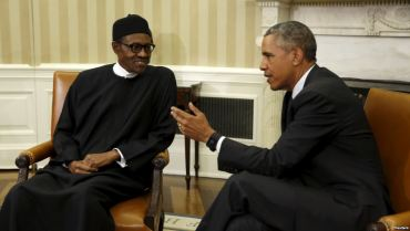 Why I seek Obama's assistance in locating, returning $150 billion of Nigeria's stolen funds. By Muhammadu Buhari