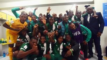 SOCCER FIFA U-17 World Cup: Nigeria clash on Sunday in an all-African final against Mali