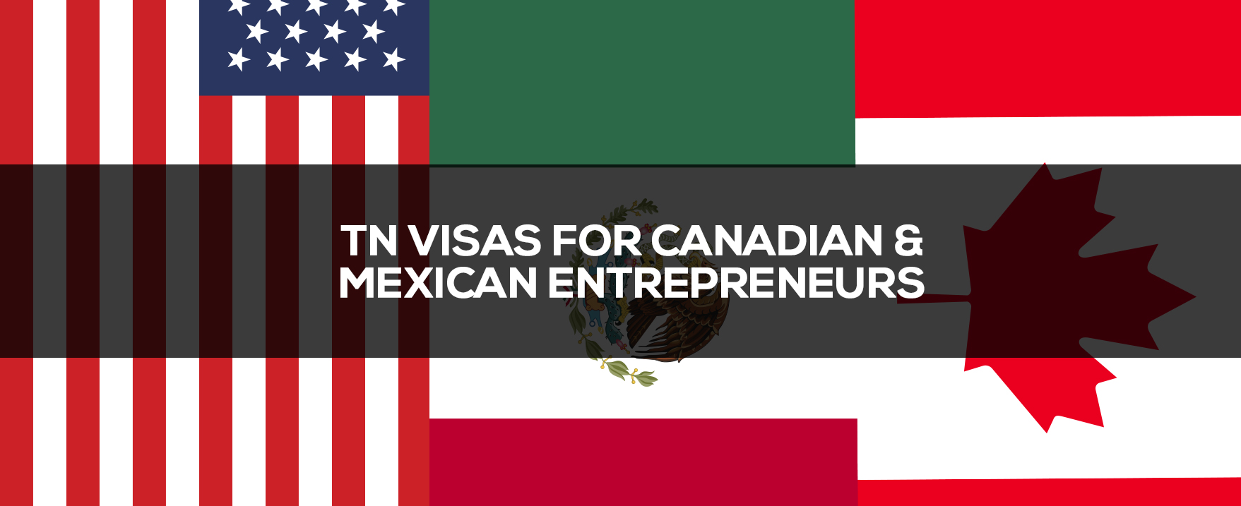 TN Visas for Canadian & Mexican Entrepreneurs