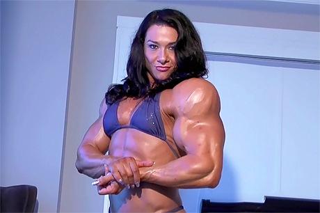 big huge muscles