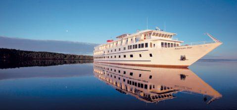 American Star cruises: New England Islands, Hudson River, Chesapeake Bay cruise, Great Rivers of Florida