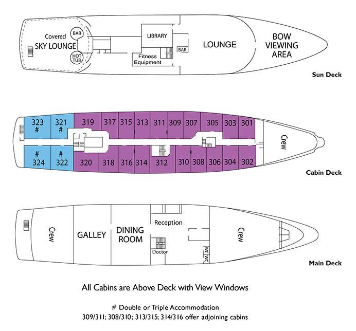Un Cruise Adventures Ships Usa River Cruises Official Site
