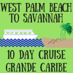 West Palm Beach to Savannah