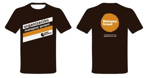 Malagasy Gospel 2014. Textil.