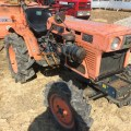 KUBOTA B7001D 38121 used compact tractor |KHS japan