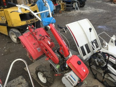 CULTIVATOR MITSUBISHI MM551S used cultivator |KHS japan