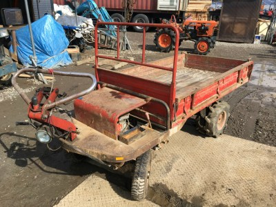CARRIER SANIN SD540 used compact tractor |KHS japan