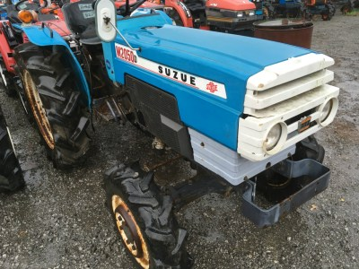 SUZUE M2050D 80437 used compact tractor  KHS japan