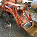HINOMOTO E154D 00706 used compact tractor |KHS japan