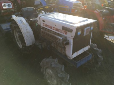 SATOH ST1300D 600716 used compact tractor |KHS japan