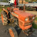 KUBOTA L1500S 39772 used compact tractor |KHS japan