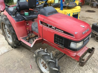 HONDA TX20D 100030 used compact tractor |KHS japan