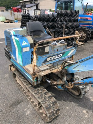 KOBELCO SK014 PU00103 used BACKHOE |KHS japan