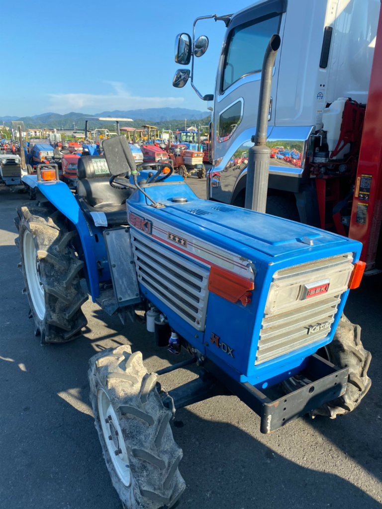 ISEKI TL2101F 00577 used used compact tractor |KHS japan