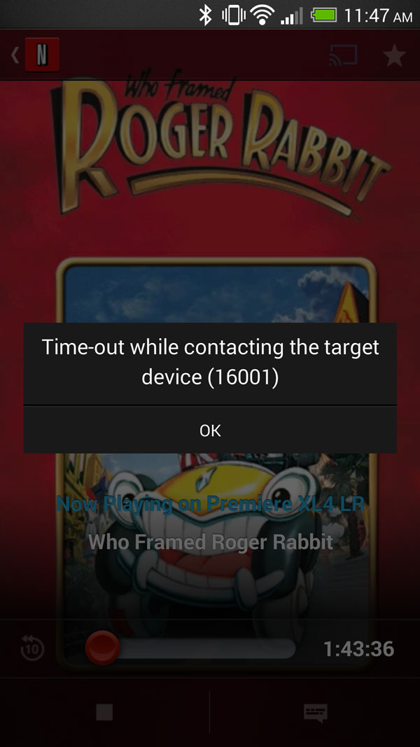 how to get chromecast to work with netflix