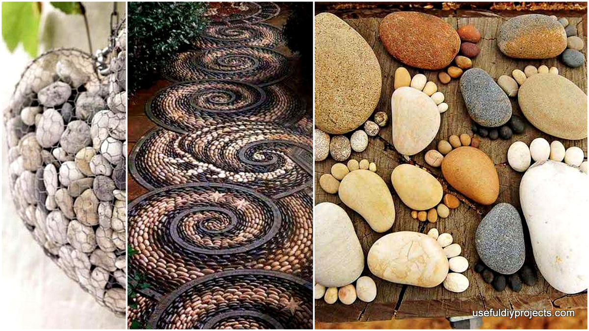 diy rock garden decorating ideas archives useful diy
