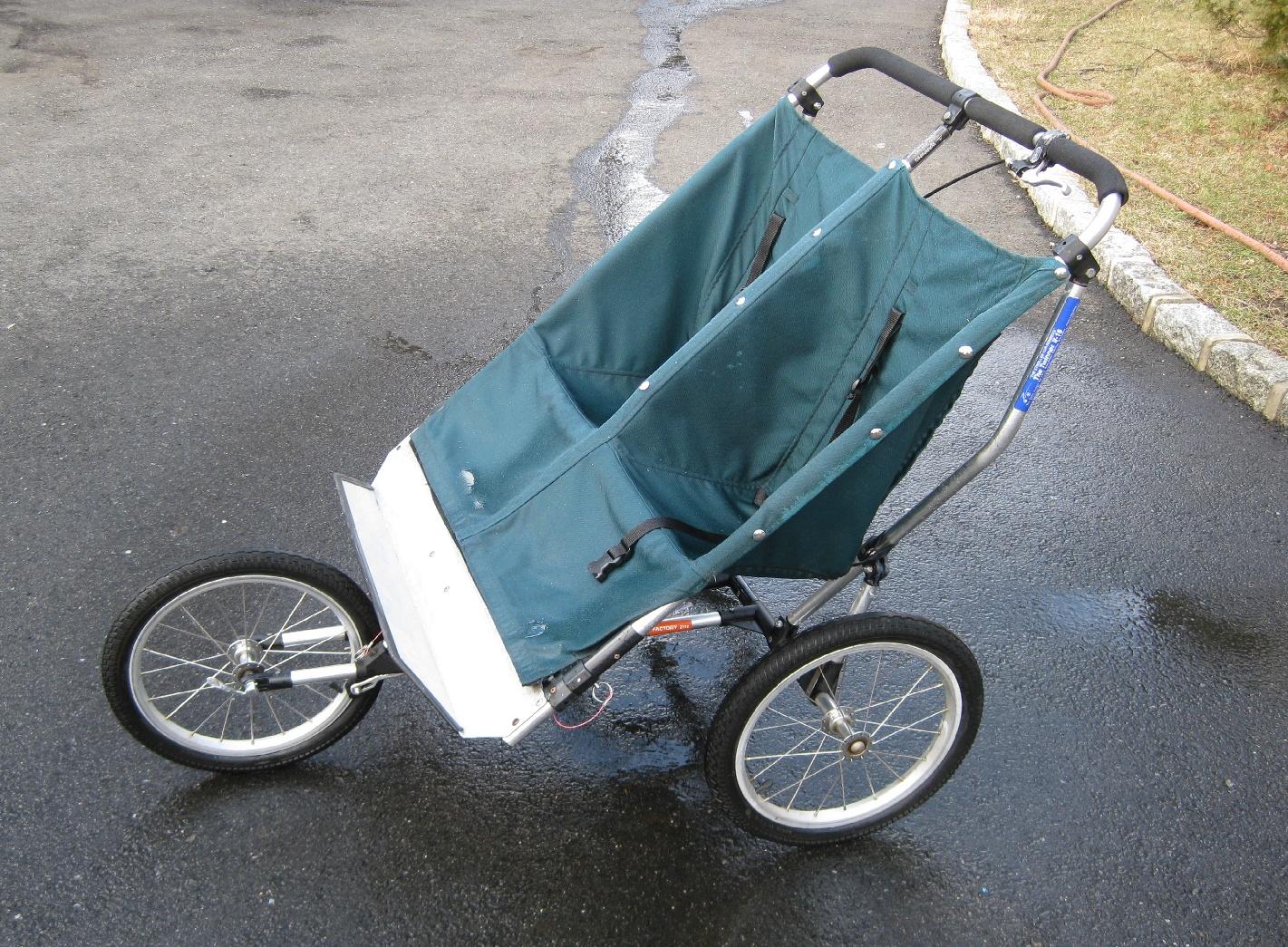 Fullsize Of Schwinn Jogging Stroller