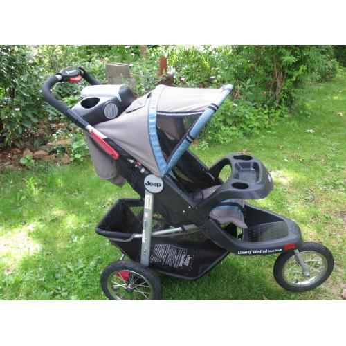 Medium Crop Of Jeep Jogging Stroller