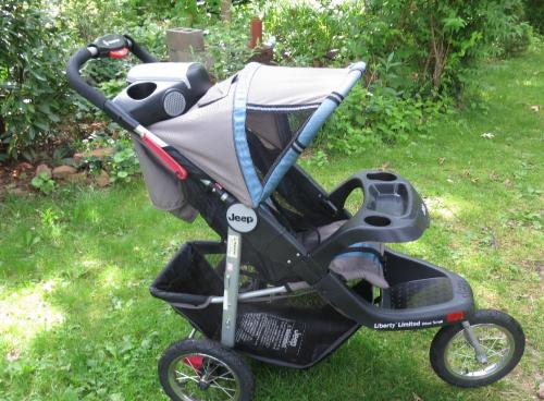Medium Of Jeep Jogging Stroller