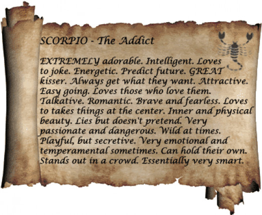 Dating a Scorpio | POPSUGAR Love & Sex