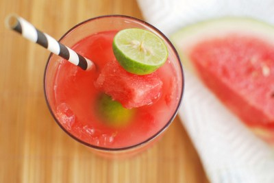 Non-Alcoholic and Alcoholic Watermelon Drink Recipes for Summer | Delishably