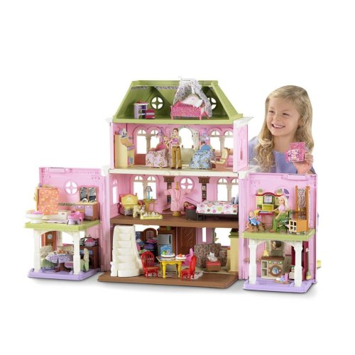 Medium Crop Of Fisher Price Doll House