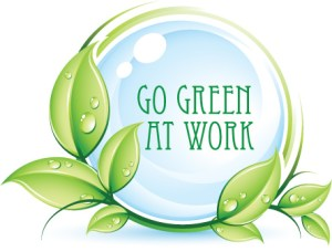 Going Green at Work Is Possible in Several Easy Steps - Image from ConceptStreet.com