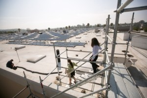 WalMart Celebrates 100th California Solar Installation