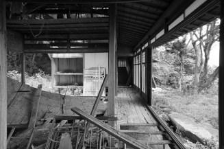 (C)UID-後山山荘 既存内部