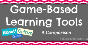 Game-Based Learning Tools : A Comparison